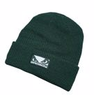 BAD BOY Logo Ribbed SKOuFOS-Forest Green
