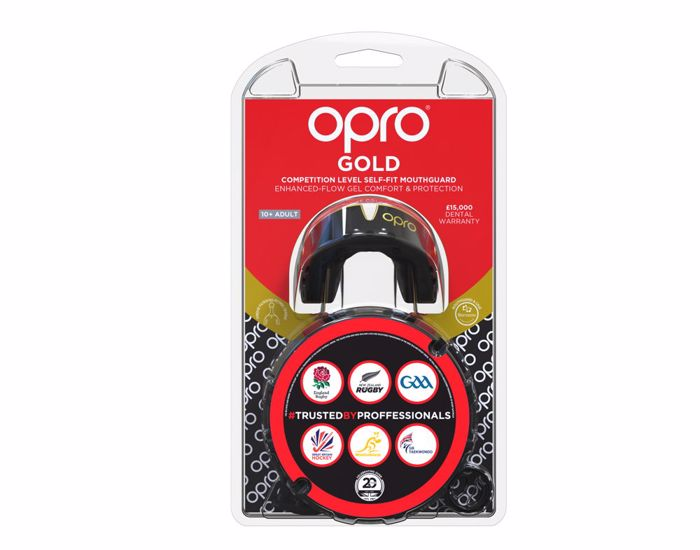 Opro GOLD series Prostateftiki masela -BLACK/GOLD