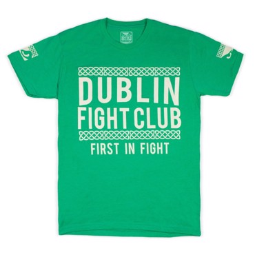 BAD BOY DUBLIN FIGHT CLUB T-SHIRT