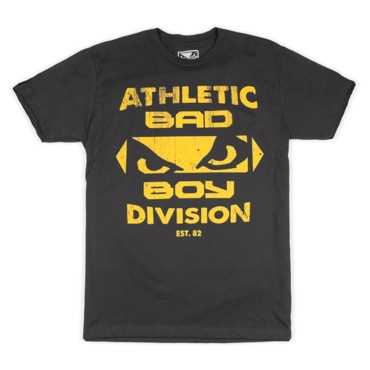 BAD BOY BUILT T-SHIRT