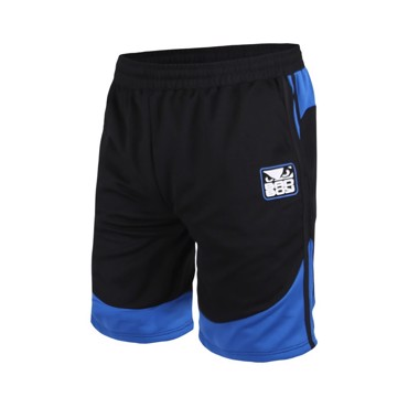 BAD BOY FORCE SHORTS BLACK/BLUE