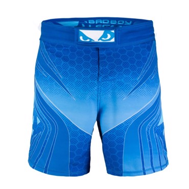 Bad Boy Legacy Evolve MMA Shorts-Blue