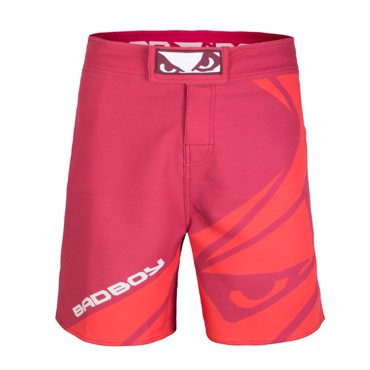 Bad Boy Velocity MMA Shorts -Red