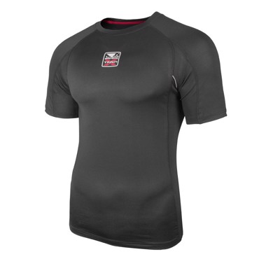 BAD BOY X-TRAIN COMPRESSION T-SHIRT - Black