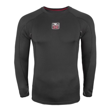 BAD BOY X-TRAIN COMPRESSION Long Sleeve Black
