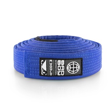 Bad Boy BJJ Belt -Blue