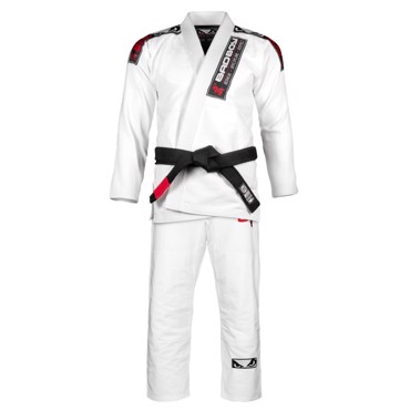BAD BOY Warrior Gi white -Limited Edition