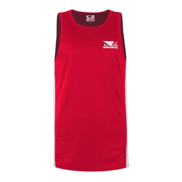BAD BOY Stinger Boxing Tank-Red