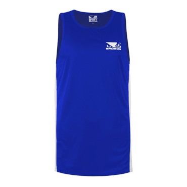 BAD BOY Stinger Boxing Tank-Blue