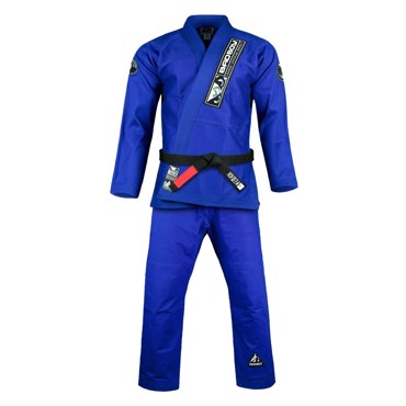 BAD BOY Ground Control BJJ Gi - blue