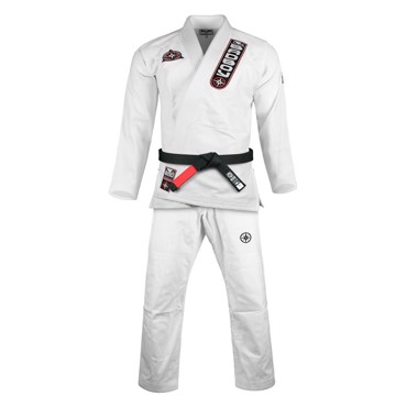 BAD BOY NORTH BJJ Gi - white