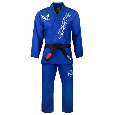 BAD BOY Retro BJJ Gi  - Blue
