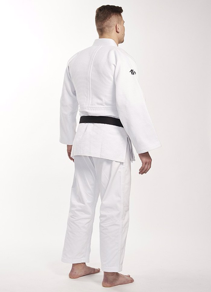 Ippon Gear FIGHTER Judo stoli jacket-WHITE