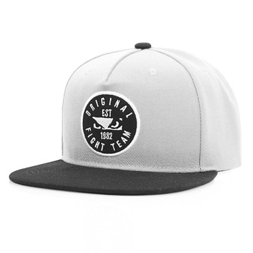 BAD BOY Original Fight Team Snapback -grey